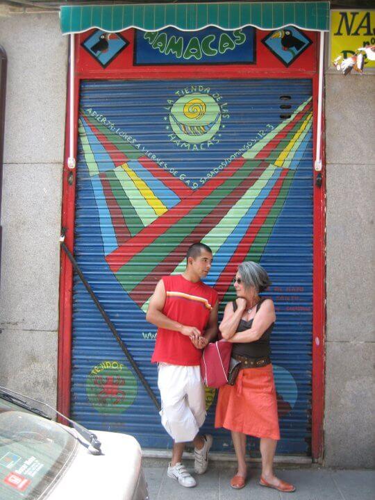 Paloma y Alvar