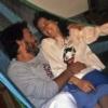 Riendo en hamaca maya