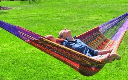 hamaca al sol