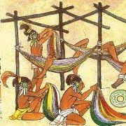 mayas hamacas