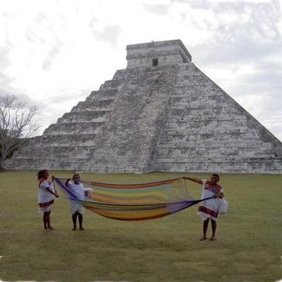 Hamacas Mayas